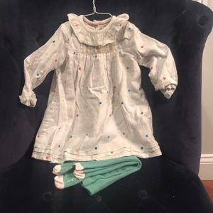 Mini Boden dress 6-12m